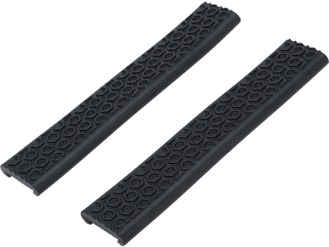 Bolt Airsoft Semi-Rigid Rubber Picatinny Rail Cover