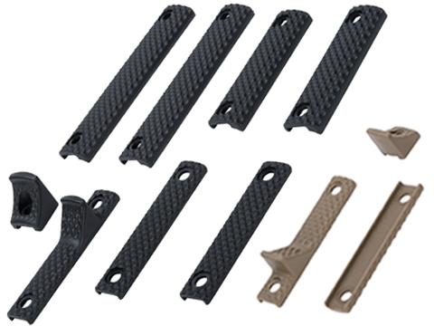 Bolt Airsoft Polymer BRX Rail Cover Kit