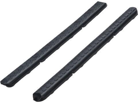 Bolt Airsoft Semi-Rigid Rubber Keymod Slim Rail Cover