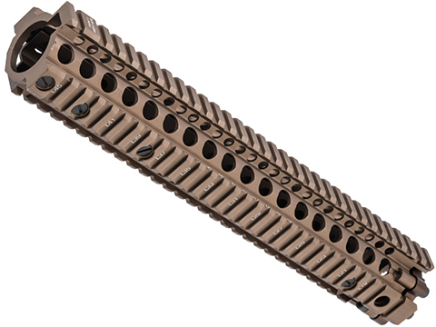 Bolt Airsoft Licensed Daniel Defense M4A1 RIS II Airsoft CNC Aluminum Handguard