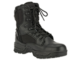 Tru-Spec Tactical Side Zipper Boots (Color: Black / 7)