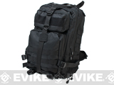 VISM / NcStar Small Tactical Backpack (Color: Black)
