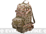 Matrix Weekend Warrior 3-Day Lite Tactical Backpack - Digital Desert
