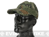 Matrix Tactical Ball Cap - Jungle Serpent