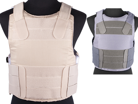 Bravo Tactical Gear Special Force Body Armor (Color: Tan)