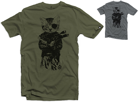 Black Rifle Division Mr. Whiskers Shirt