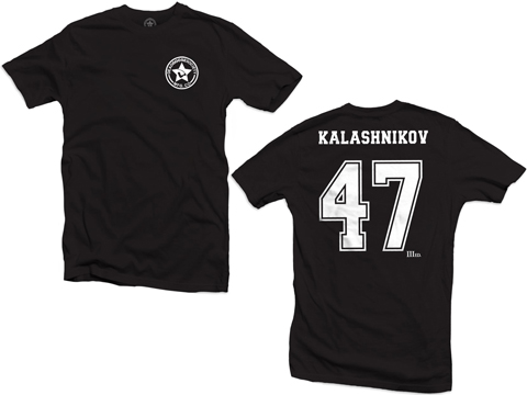 Black Rifle Division DGS Kalash 47 Shirt
