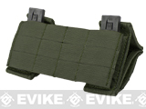 HSGI Bridge Mounting Platform - Smoke Green