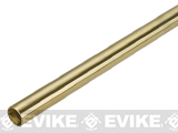 Prometheus 6.05 BC Bright Brass Tight Bore Inner Barrel for Airsoft AEG (Length: 550mm)