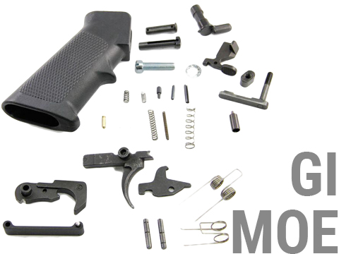 Black Rain Ordnance Lower Parts Kit for AR15 Rifles