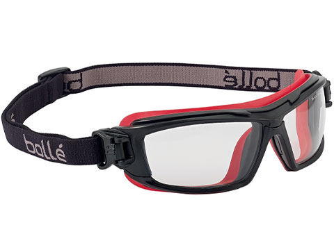 Bolle Safety Ultim8 Safety Goggles (Model: Clear Lens)