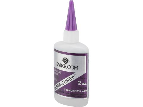 Evike.com Insta-CURE+ Cyanacrylate Super Glue Adhesive (Size: 2 oz)