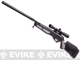 Crosman Jim Shockey Steel Eagle Hunting Air Rifle with 4x32 Scope