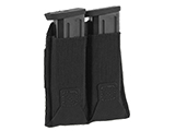 Blue Force Gear Belt-Mounted Ten-Speed�  Double Pistol Magazine Pouch (Color: Black)