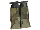 Blue Force Gear Belt-Mounted Ten-Speed�  Double Pistol Magazine Pouch (Color: Multicam)