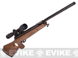 Benjamin Trail Nitro-Piston .25 Caliber XL Magnum Air Gun with Wood Stock and 3-9x40 Scope