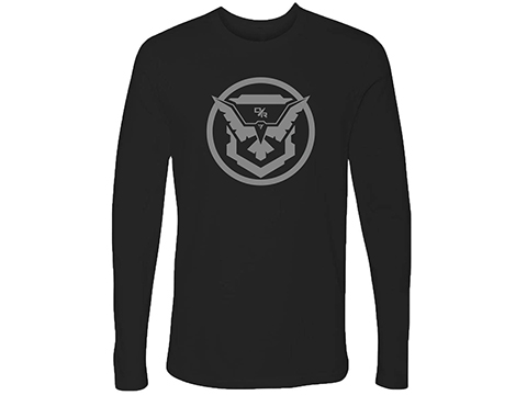 Bunker Branding Co. Demolition Ranch Long Sleeve Shirt (Size: Black / 2X-Large)