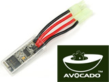Pre-Order Estimated Arrival: 07/2014 --- Burst Avocado-II Programmable Fire-Control For Airsoft AEG Rifles (LIPO Batteries / 1~12, 30 bb burst adjustable)