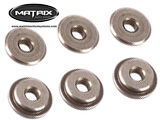 Matrix 8mm Steel Bushing Set for 8mm Airsoft AEG Gearboxes