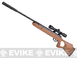 Benjamin Airguns Titan Nitro-Piston Break Barrel Air Rifle with 4x32 Scope (.177 cal AIRGUN NOT AIRSOFT)