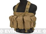 Lancer Tactical AK Chest Rig - Tan