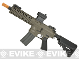 Classic Army Full Metal M4 M6A2 PSD Airsoft AEG Rifle (Color: Coyote Brown)