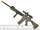 Classic Army Full Metal ECR-6 Airsoft AEG Rifle - Dark Earth