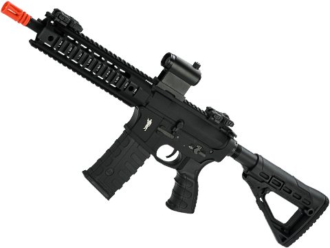 Command Arms Airsoft CAA M4 9 Airsoft AEG Rifle (Color: Black)