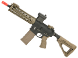 Command Arms Airsoft CAA M4 9 Airsoft AEG Rifle (Color: Dark Earth)