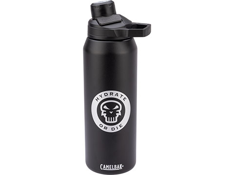 CamelBak Chute Mag Vacuum Insulated Stainless Steel Water Bottle (Size: 32oz / Black Hydrate or Die)