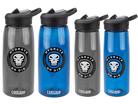 CamelBak® eddy+® Water Bottle (Size: 32oz / Oxford Hydrate Or Die)