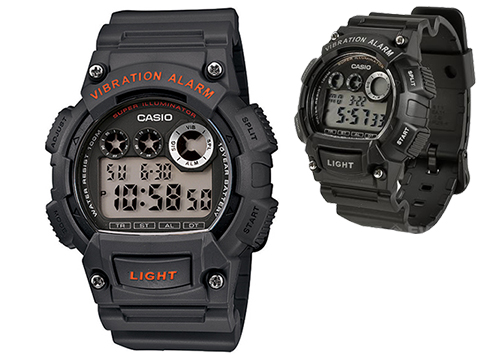 Casio Sports Series W735H Digital Watch