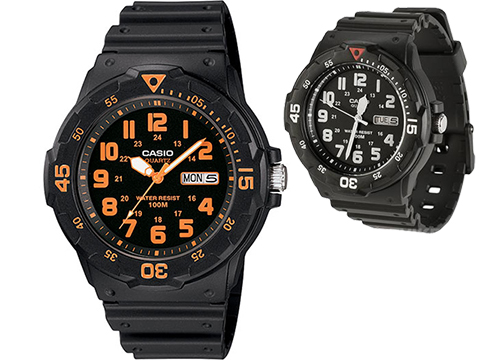 Casio MRW200HB Analog Military Watch