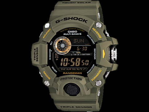 G-Shock Rangeman Master Of G Series Watch