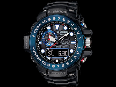 G-Shock Master of G Gulf Master Maritime Watch