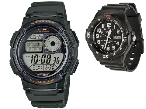 Casio Men's AE-1000W Resin Sport Digital Watch