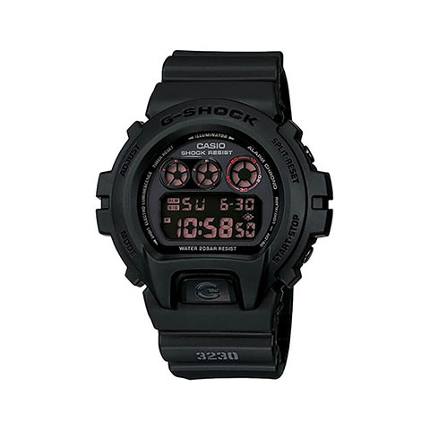 Casio G-Shock Men's Military Concept Digital Watch (Color: Black)