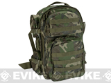 NcSTAR Tactical Assault Pack / MOLLE Backpack (Color: Woodland)