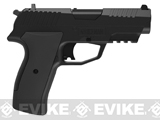 Crosman Iceman CO2 Powered Semi-Auto Air Pistol (.177 cal AIRGUN NOT AIRSOFT)