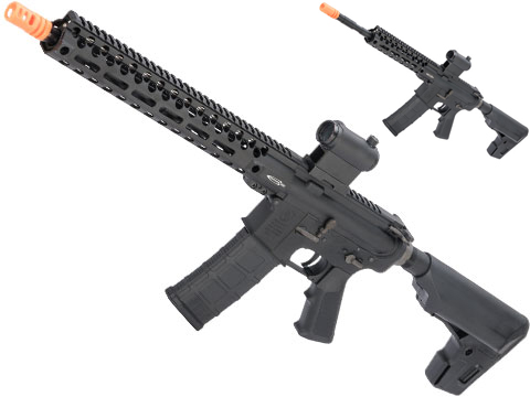 EMG Colt / Centurion Arms Enhanced Patrol Rifle M4 Airsoft AEG Rifle w/ PTS Stock