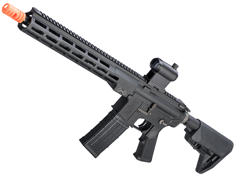 EMG Colt / DYTAC Gamma Precision M4 Airsoft AEG Rifle w/ EMG Combat Ready Stock (Model: 13.5 Handguard / 400 FPS)