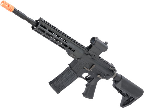 EMG Colt / DYTAC Gamma Precision M4 Airsoft AEG Rifle w/ EMG Combat Ready Stock (Model: 9.5 Handguard / 350 FPS)