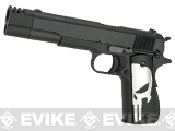 Evike.com Custom Executioner 1911 Gas Blowback Airsoft Pistol with Compensator