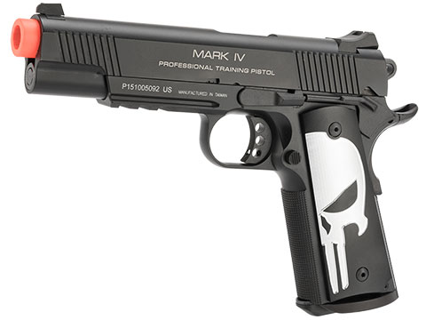 Evike.com KWA M1911 Hangman Custom Gas Blowback Airsoft Pistol (Model: MKIV)