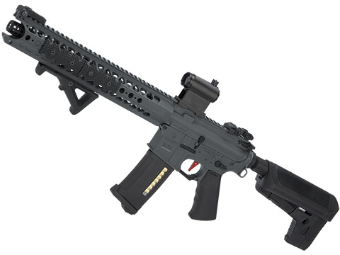 Umbrella Armory Krytac LVOA (Color: Combat Grey / 350 FPS 40 RPS / CQBR w/ 2xBattery)