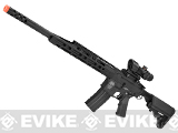 Evike Custom Class I G&P Guardian M4 Full Metal Airsoft AEG Rifle (Color: Black)