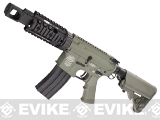 Evike Custom Class I G&P M4 Airsoft AEG Rifle - TANK / Foliage Green