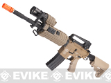 Evike Custom Class I G&P M4 Airsoft AEG Rifle - SWAT Carbine / Tan