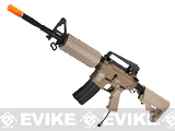 Evike Custom G&P / PolarStar M4 Carbine Electro-Pneumatic Airsoft Rifle - Dark Earth