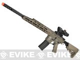 Evike Custom G&P M4 Full Metal Airsoft AEG Rifle - Desert Guardian